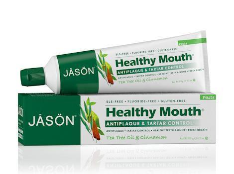 Jason Healthy Mouth Toothpaste | YourGoodHealth