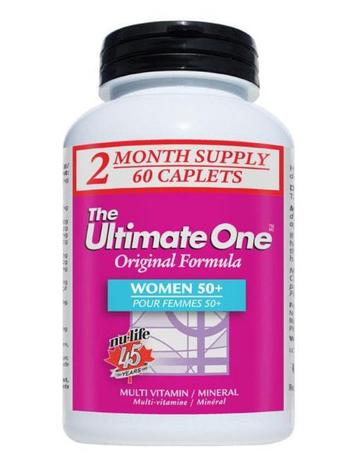 Nulife Ultimate One Multivitamin Women 50+ | YourGoodHealth