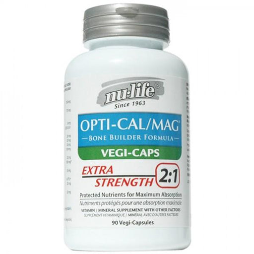 Nulife Opti Cal-Mag 2:1 | Your Good Health