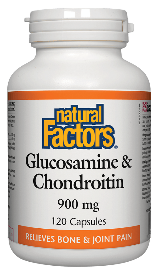 Natural Factors Glucsamine/Chondroitin | Your Good Health