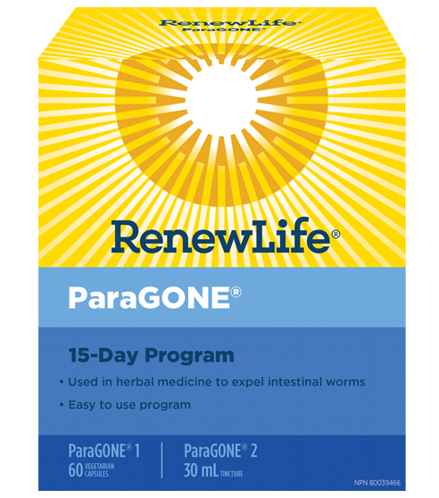 Renwe Life Paragone Parasite Cleanse | YourGoodHealth