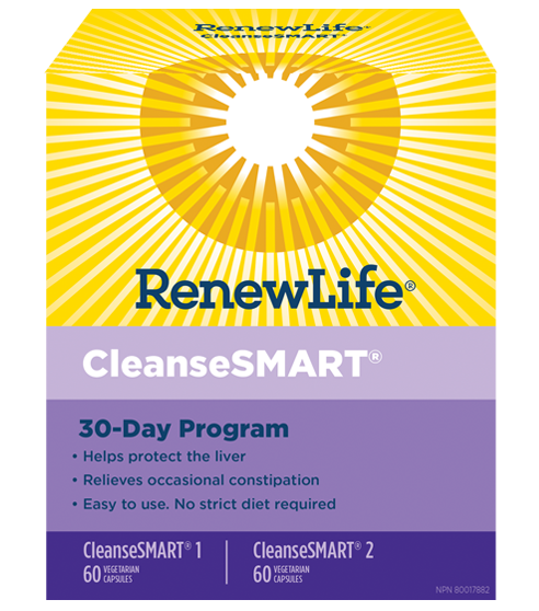 Renew Life CleanseSmart 30 day Cleanse | YourGoodHealth