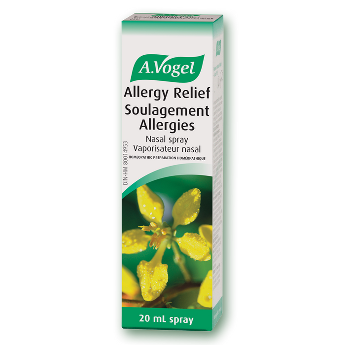 Vogel Allergy Relief Spray | YourGoodHealth
