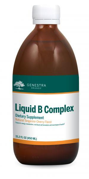 Genestra Liquid B Complex 450ml | Yourgoodhealth