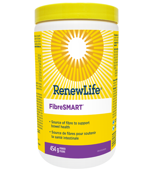 Renew Life Fibresmart Powder 454g | YourGoodHealth