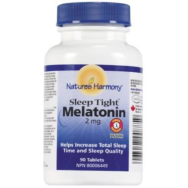 Nature's Harmony Timed Release Melatonin | Your Good Health