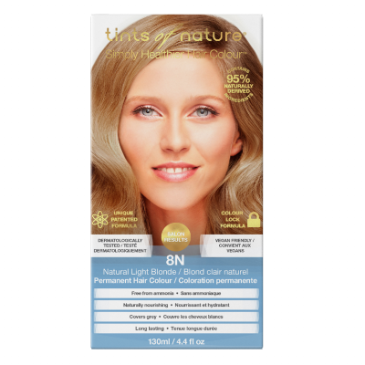 Tints of Nature Hair Colour 8N | YourGoodHealth