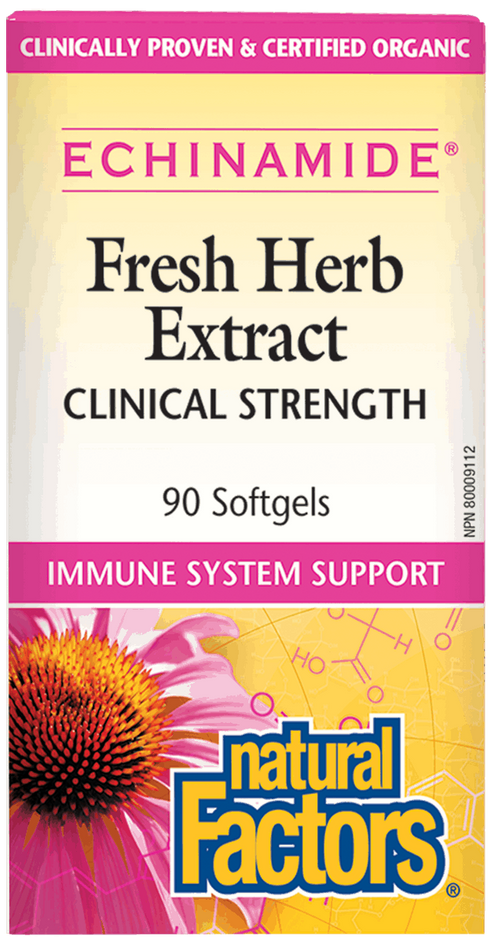 Natural Factors Anti-Cold Echinacea | Your Good Health