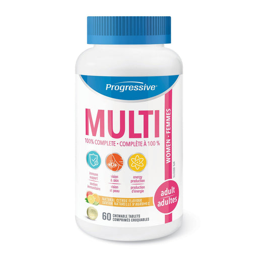 Progressive Women's Chewable Multivitamin | YourGoodHealth