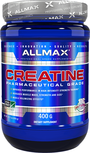Allmax Creatine 400Grams | YourGoodHealth