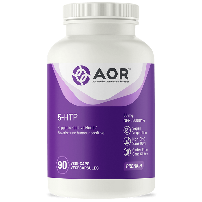 AOR 5HTP 100mg 60 capsules | YourGoodHealth