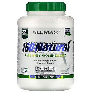 Allmax IsoNatural Natural 908gram | YourGoodHealth