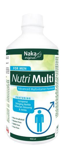 Naka NutriMulti for Men | YourGoodHealth