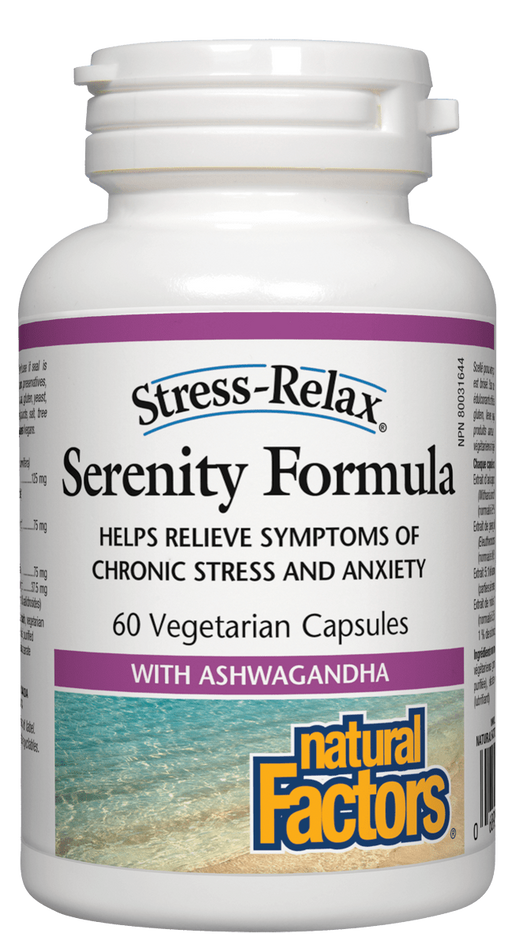 Natural Factors Serenity Formula | YourGoodHealth