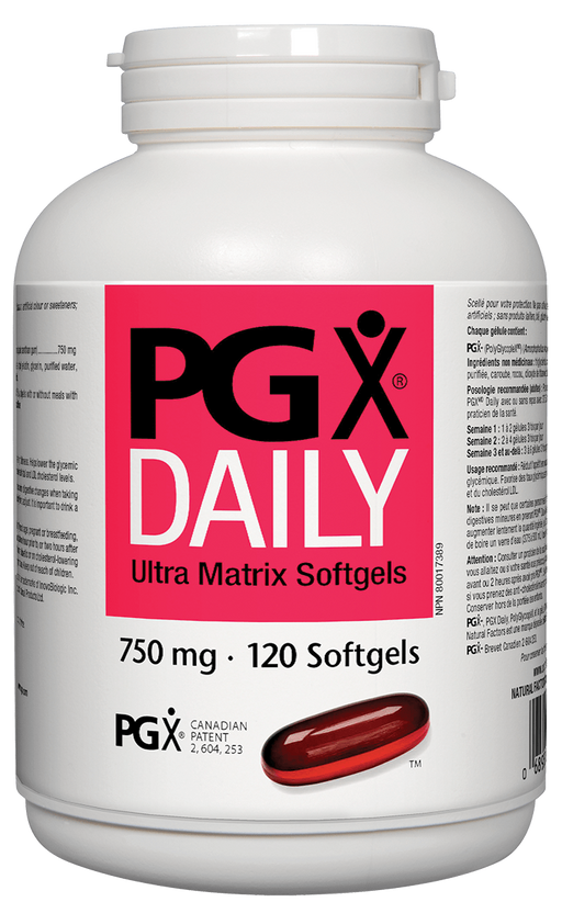 Natural Factors PGX | Your Good Health