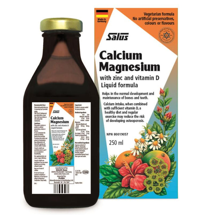 Salus Calcium Magnesium 250ml | YourGoodHealth
