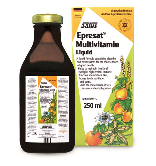 Salus Epresat Multivitamin Liquid | YourGoodHealth