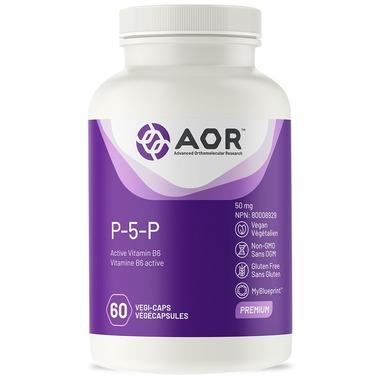AOR P-5-P | YourGoodHealth