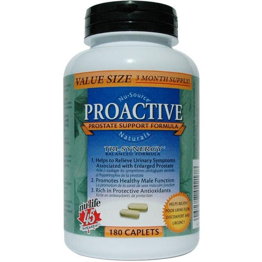 Nulife Proactive 180 capsules | YourGoodHealth