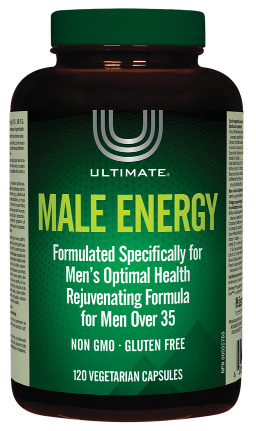 Ultimate Male Energy 120capsules | YourGoodHealth