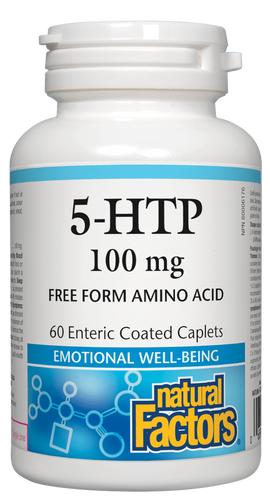 Natural Factors 5HTP 100MG | Your Good Health