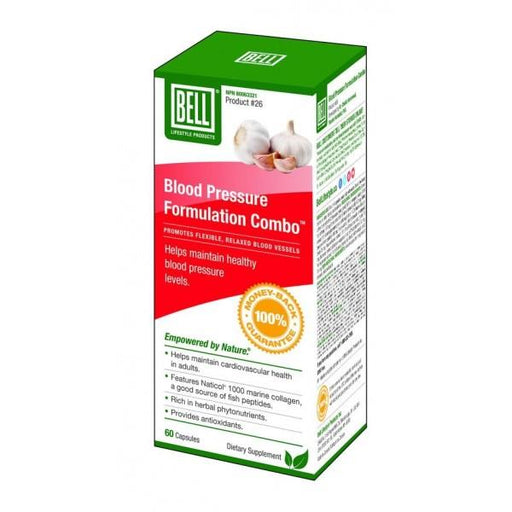 Bell Blood Pressure 60 capsules | YourGoodHealth