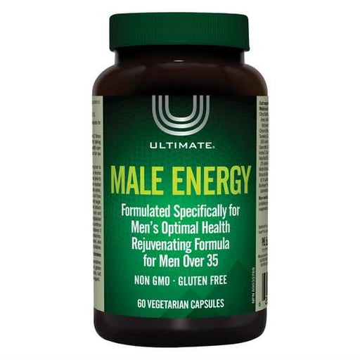 Ultimate Male Energy 60 capsules | YourGoodHealth