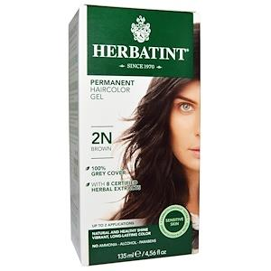 Herbatint Permanent Hair Colour 2N Brown | YourGoodHealth
