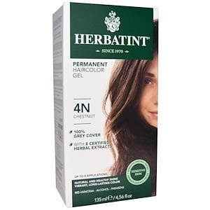 Herbatint Permanent Hair Colour 4N Chestnut | YourGoodHealth