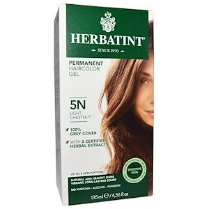 Herbatint Permanent Hair Colour 5N Light Chestnut | YourGoodHealth