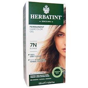Herbatint Permanent Hair Colour 7N Blonde | YourGoodHealth