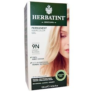 Herbatint Permanent Hair Colour 9N Honey Blonde | YourGoodHealth