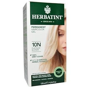 Herbatint Hair Colour 10N Platinum Blond | YourGoodHealth