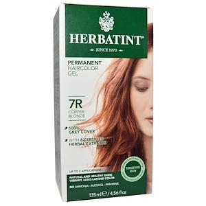 Herbatint Permanent Hair Colour 7R Copper Blonde | YourGoodHealth