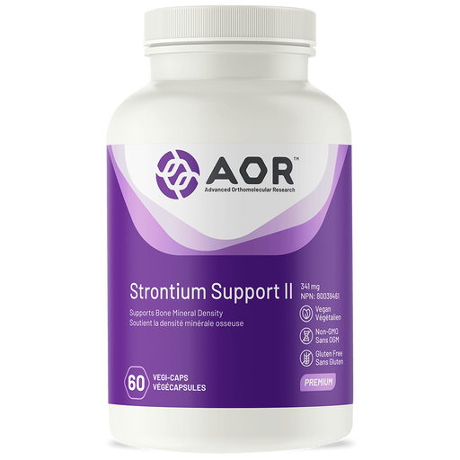 AOR Strontium Support 2 60 capsules | YourGoodHealth