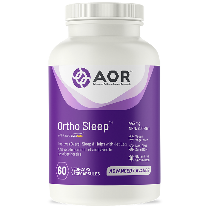 AOR Ortho Sleep 60 capsules | YourGoodHealth