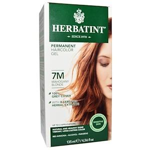 Herbatint Permanent Hair Colour 7M Mahogany Blonde| YourGoodHealth