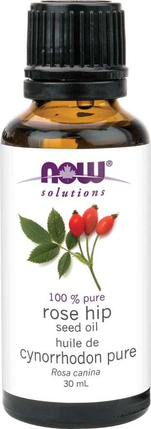 Now Rosehip Seed Oil 30ml | YourGoodHealth