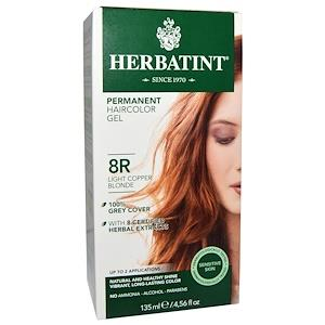 Herbatint Permanent Hair Colour 8R Light Copper Blonde | YourGoodHealth