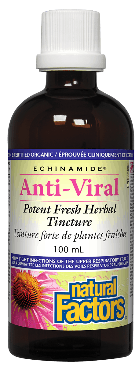 Natural Factors Anti-Viral 100 mL | YourGoodHealth