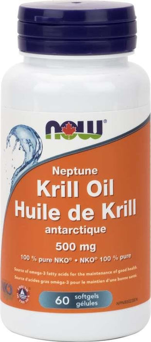 Now Krill Oil | YourGoodHealth