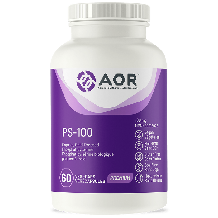 AOR PS 100 60 capsules | YourGoodHealth
