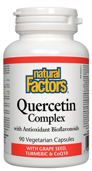 Natural Factors Quercetin Complex | Your Good Health