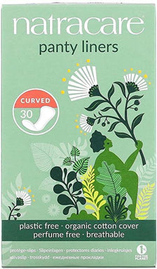 Natracare Curved Panty Liners | YourGoodHealth