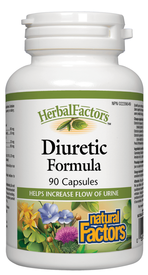 Natural Factors Diuretic | YourGoodHealth