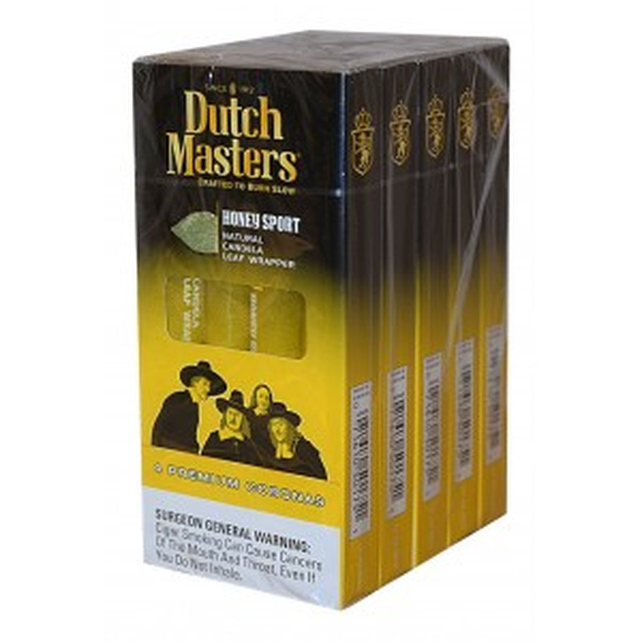 Dutch Masters Honey Sports 5 Packs of 4