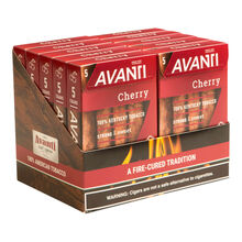 Avanti Cherry Cigars 10 5PKS