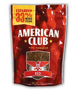 American Club Pipe Tobacco