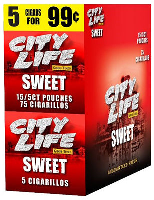 City Life Cigarillos