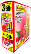 Good Times Cigarillos Raspberry Cream 15ct